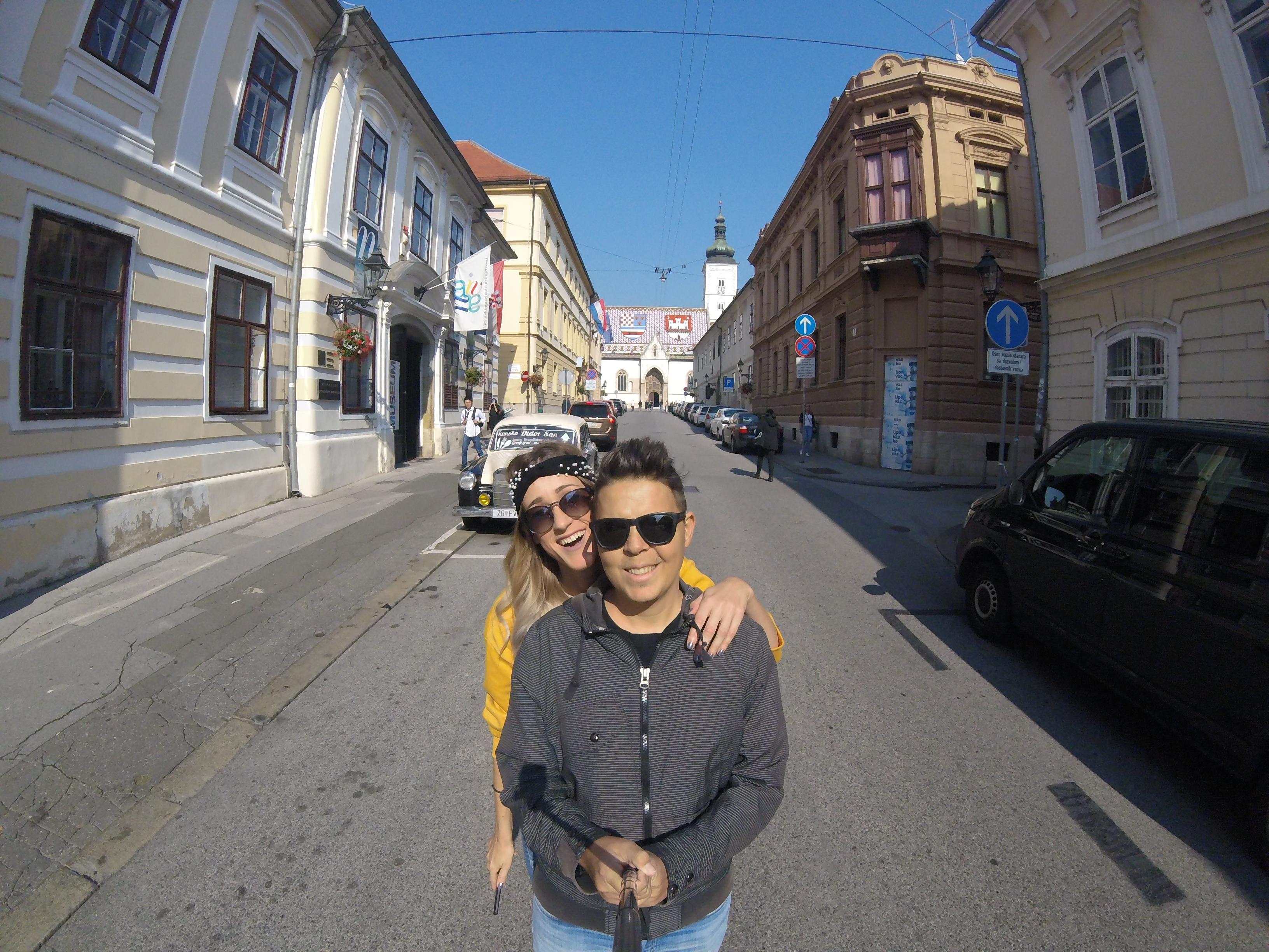 Zagreb - Gjorni Grad