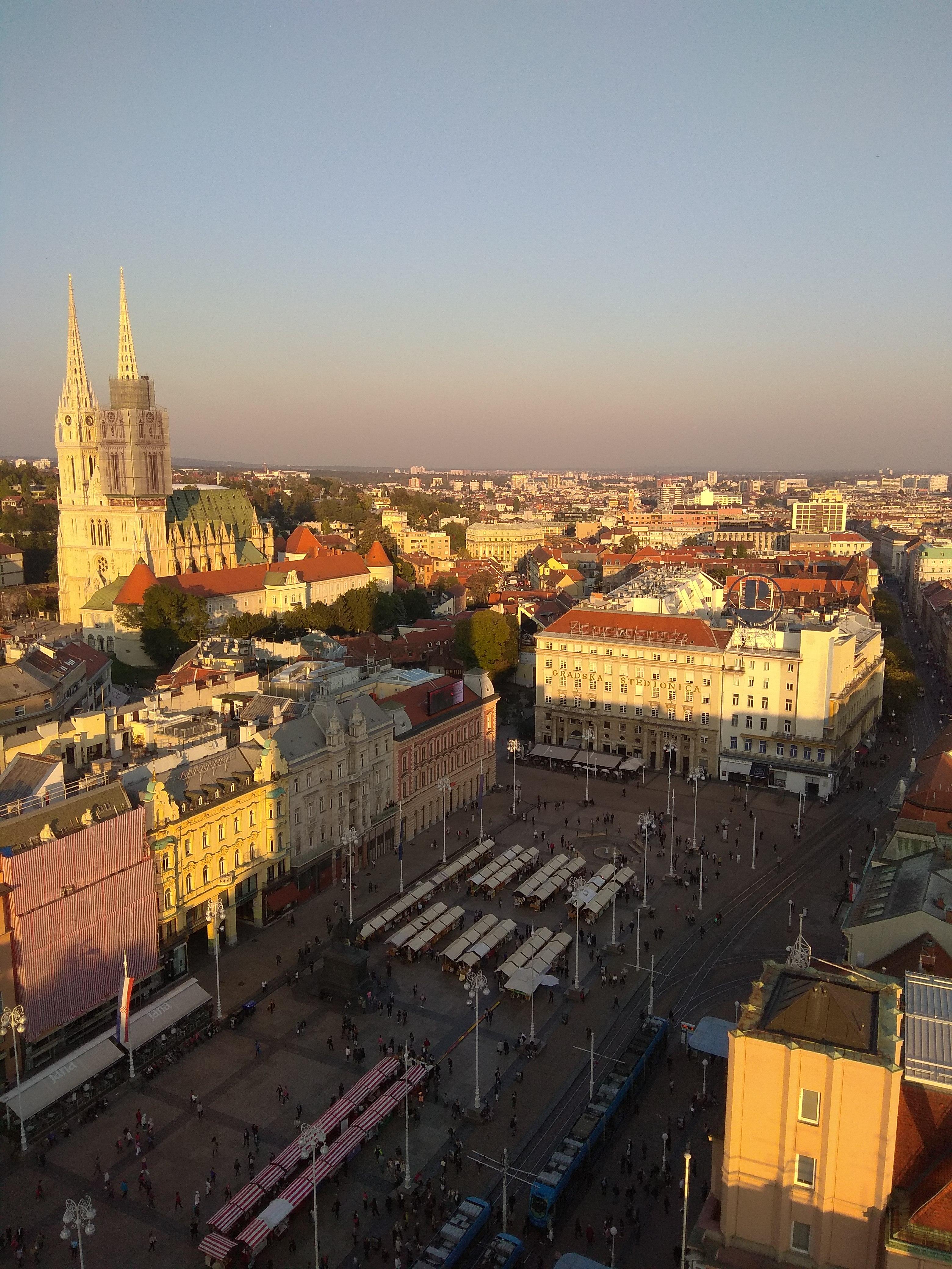 Zagreb-view