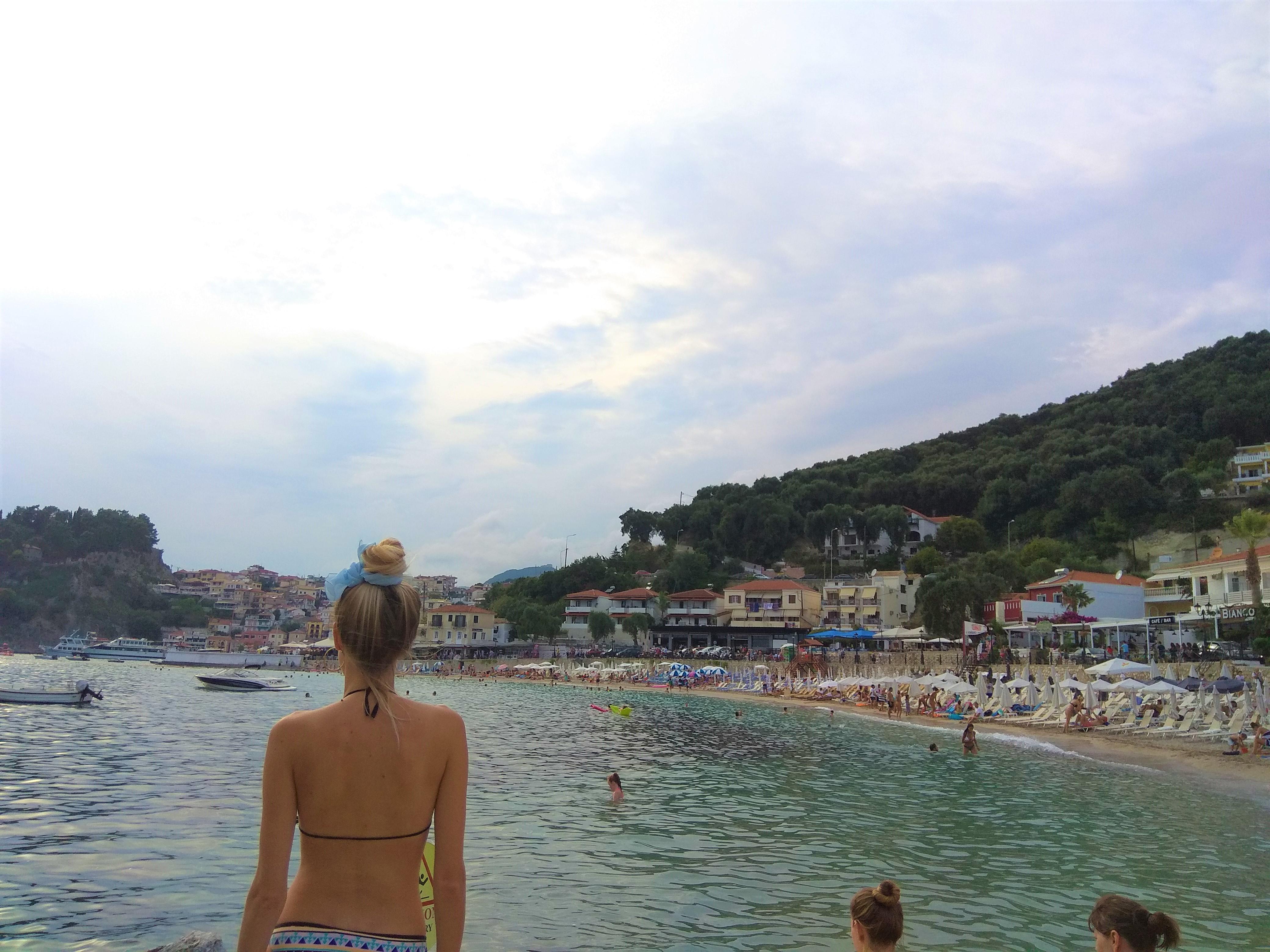 parga - beach