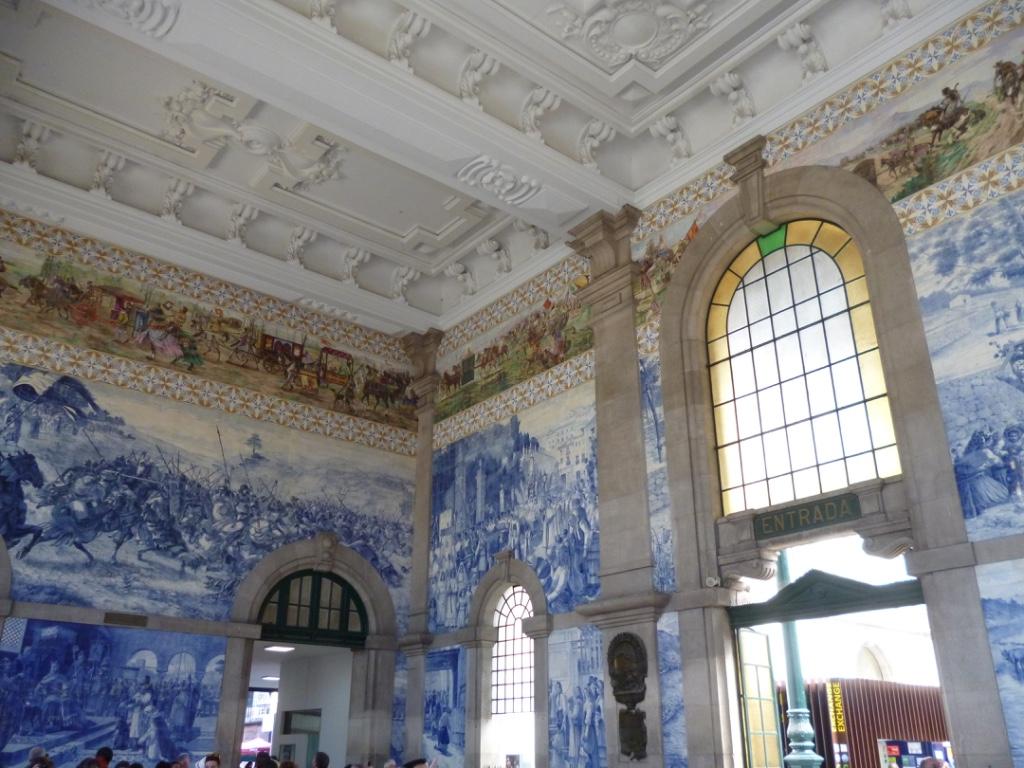 sao bento-porto-trainstation